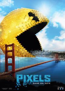 Pixel-poster